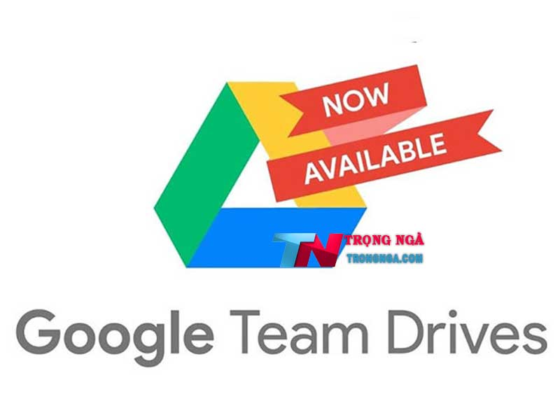 google team drive unlimited
