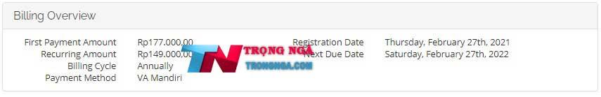 hosting indonesia giá rẻ 3