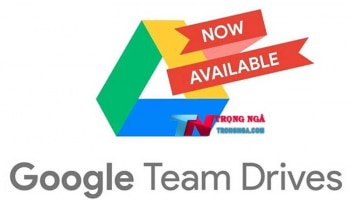 Google Team Drive Unlimited