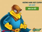Hosting Hawk Host Coupon – Giảm lên tới 40%, coupon trọn đời